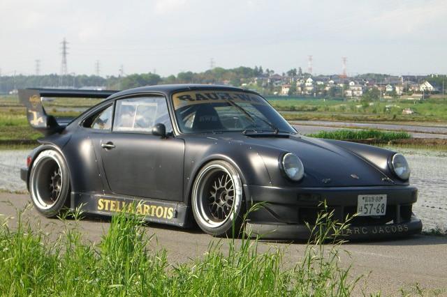 RWB MATTE BLACK 930